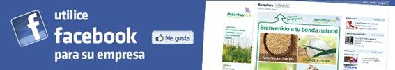 Plan Facebook para empresas