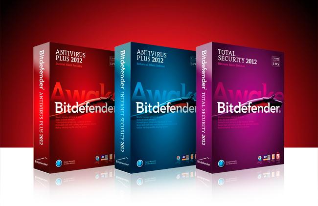 Nuevo packaging de Bitdefender