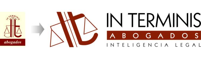 Rediseño de logotipo de abogados Interminis
