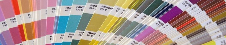 Tabla de colores Pantone